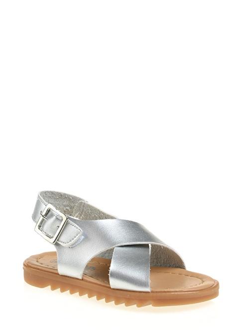 Koton Kids Sandalet Gümüş